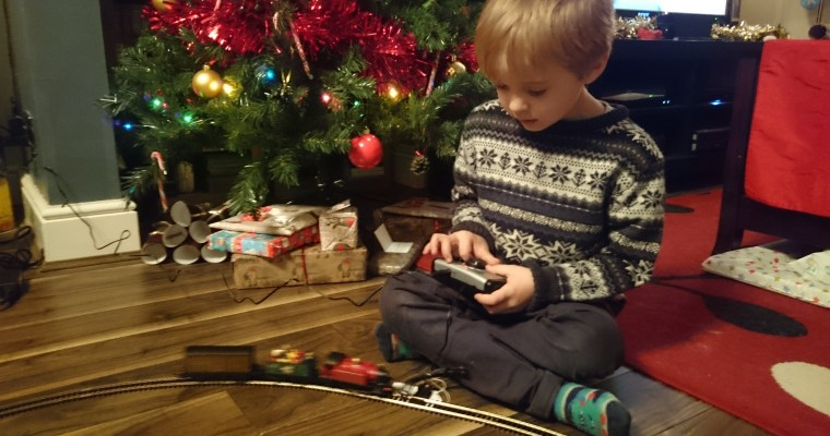 Review: Hornby Santa's Express