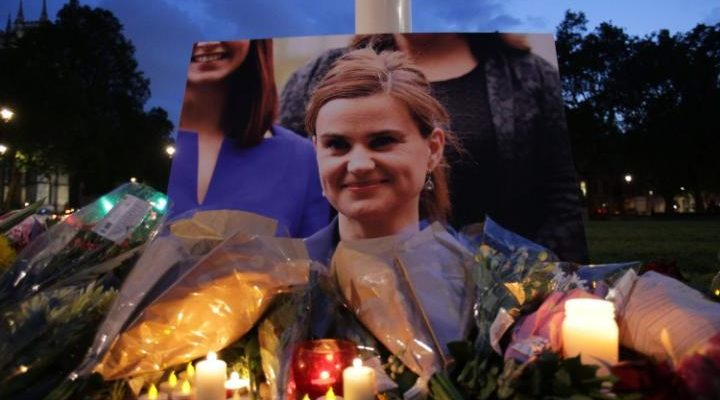 Jo Cox: a tragic role model for us all