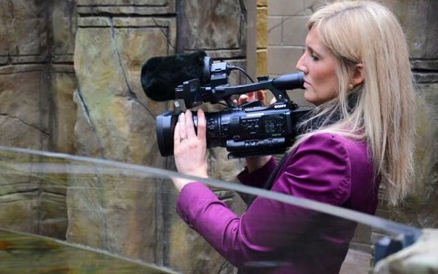 Meet the #WorkingMumsClub: Sally Simpson of ITV News