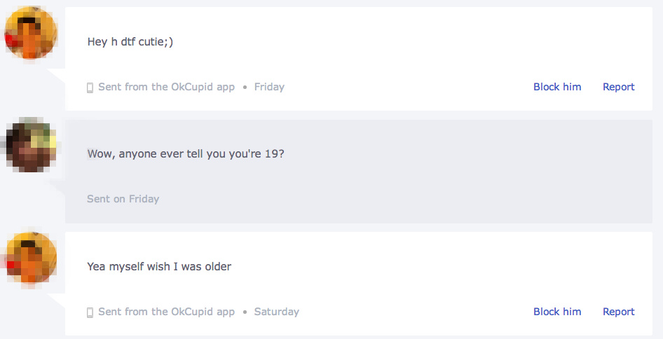 11 okcupid messages that