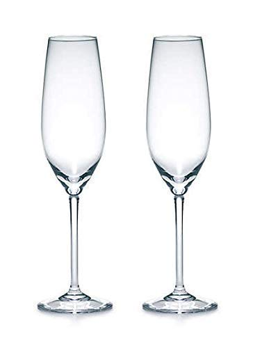 Wine Glass – Crystal Clear – Champagne Glass 190 ml Made in India Pack of 2/4/6 Available (2) Kitchen Care