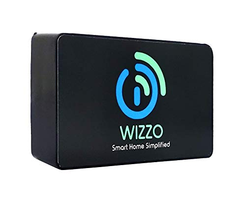 Made in India Home Automation Wizzo 4S WiFi 4 Node Smart Device for Home AutomationVoice Control with Amazon Alexa Retrofit No Re-Wiring Compatible with Android and iOS Electronics