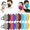 Ace N King Branded Cotton Washable Reusable Anti Pollution Dust Face Mask for Kids,Adults,Men & Women Outdoor Protection 2 Layer Filtration Made in India – Pack of 20 Health Care