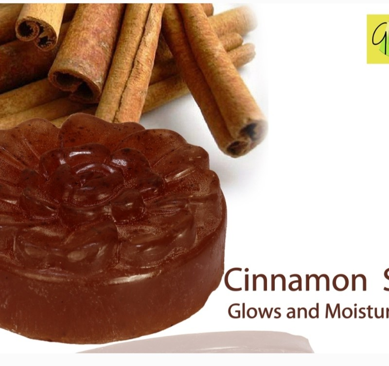 Glamy Cinnamon Soap Soap
