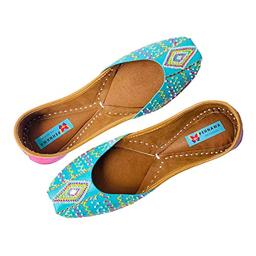 Turquoise Jutti Footwear