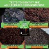 TrustBasket Organic Manure Combo of Vermicompost 10kg and Cocopeat 5kg for All Type Plants Garden Supplies