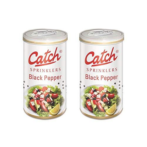 CATCH Black Pepper 100 gm - Pack of 2(200 GMS)
