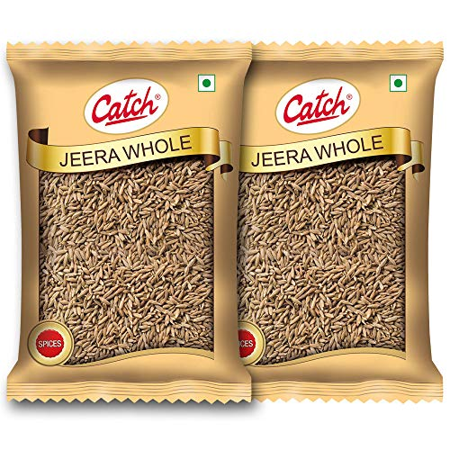 CATCH JEERA WHOLE 200 gm - Pack of 2(400 GMS)