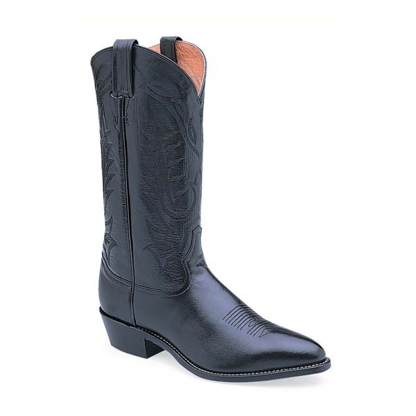 Tony Lama Western Boots Style #vm2993 Men' Black Pampas