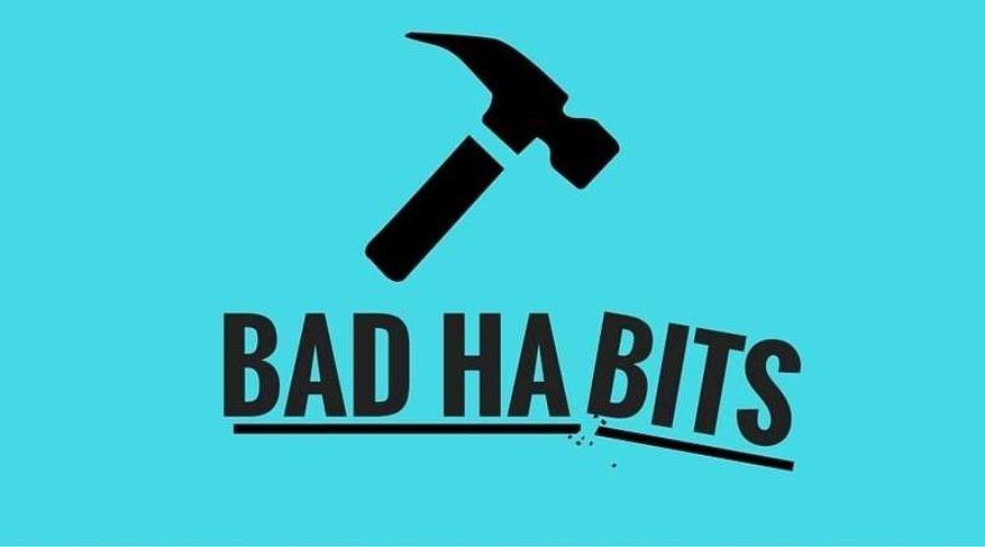 نتيجة بحث الصور عن bad habits