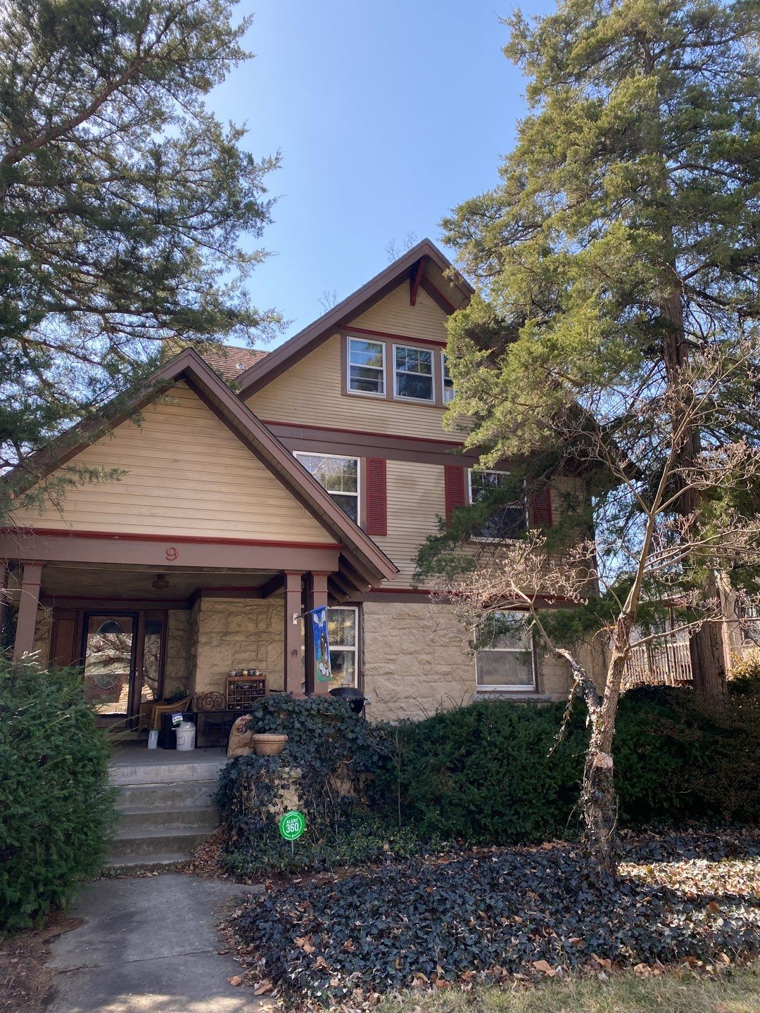victorian 1 - How Much Will It Cost to Paint my Exterior - Overland Park, Lee's Summit, Kansas City Painting