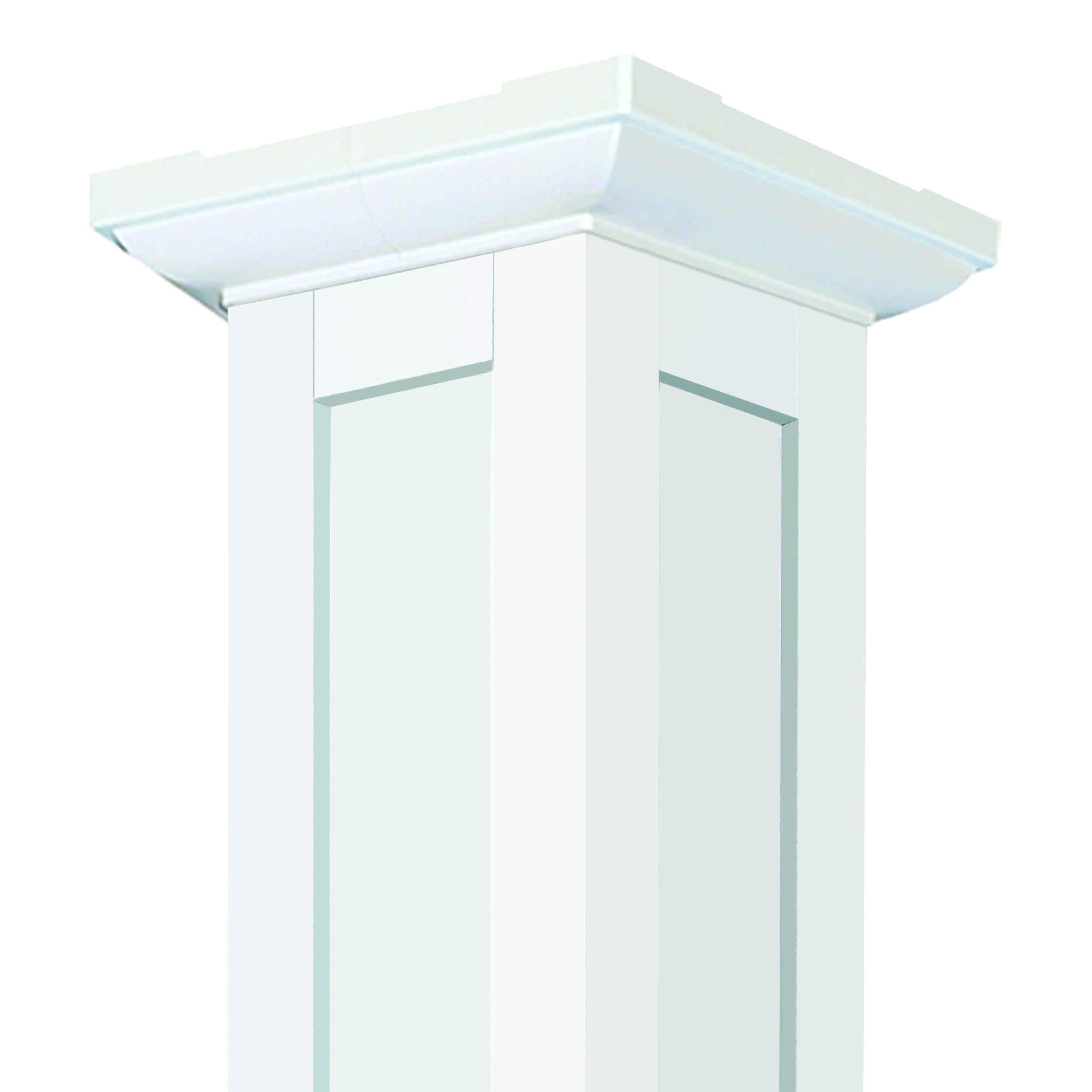 Paneled Column