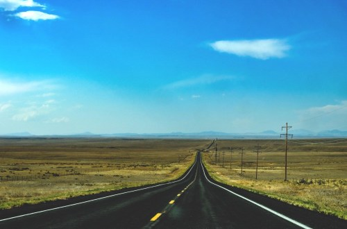 Santa Fe to Denver Drive - Hero