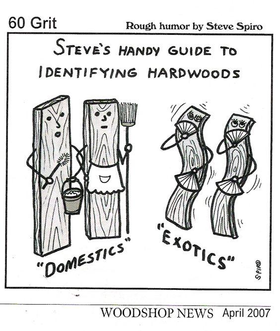 Wood Carving Cartoon (10)