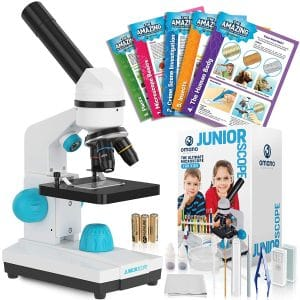 Kidcia Microscope Science Kit