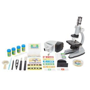FUNRUI Kids Microscope Kit