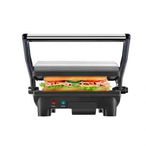 Chefman Electric Panini Press Grill Sandwich Maker