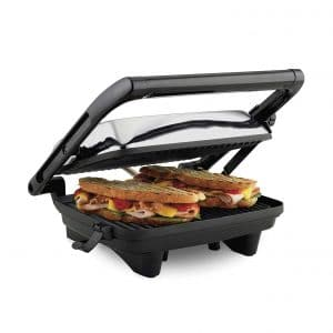 Hamilton Beach Electric Panini Press Grill Sandwich Maker