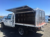 Aluminium Ute Canopy Perth | Great Racks
