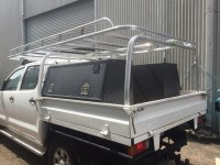 Hilux Roof Racks | Toyota Hilux | Great Racks