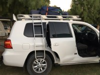 Landcruiser 200 Roof Rack - Lovequilts