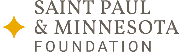 Saint Paul & Minnesota Foundation Logo