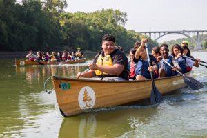 Wilderness Inquiry Canoemobile