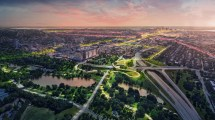 Stoss Landscape Urbanism Team Selected Chouteau
