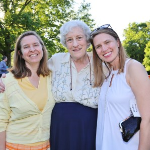 Beatrice Clemens, Kay Drey, Heather Navarro