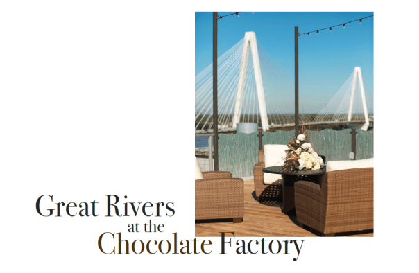 Great Rivers at the Chocolate Factory 1