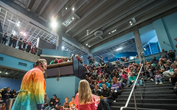 Group Visits Great Lakes Science Center