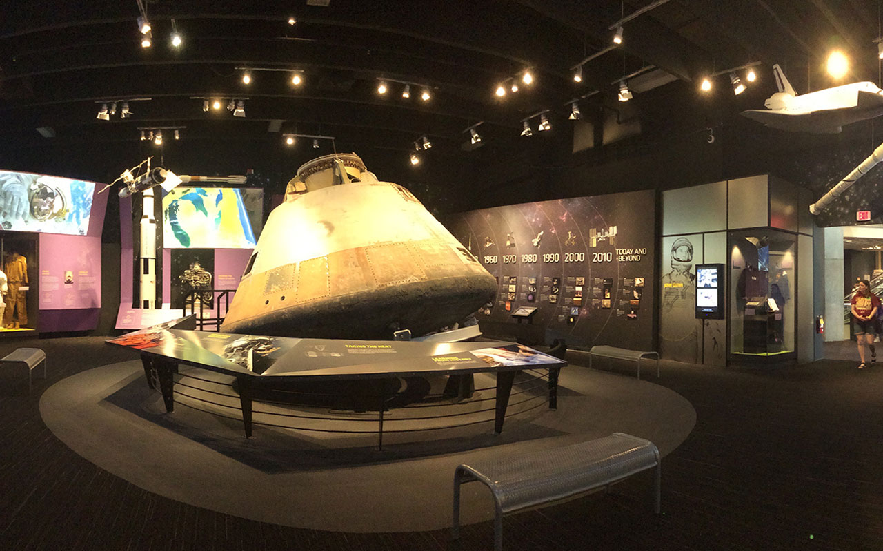 Explore Great Lakes Science Center