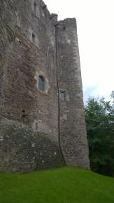Outside the Castle.