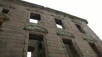 Ornate facade.