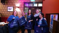 With our LearnGaelic goody bags!