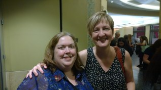 Yes, this is Anne Kenney, the brilliant author of my two favorite episodes so far.