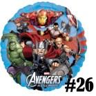 #26 Avengers