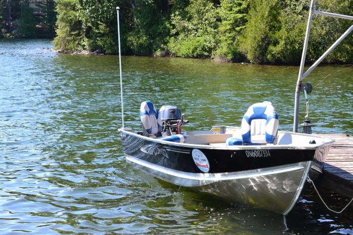 Boat rentals are available for guests of the lodge and guests of the lodge.