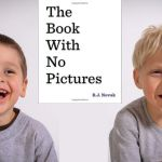 Recommended Reading: The Book With NO Pictures