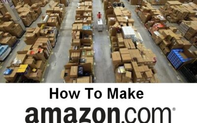 How To Make Amazon Work For You, #1: Author Page