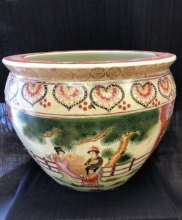 image of Asian pot