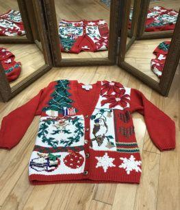 $25 medium Holiday Sweater/Soft!