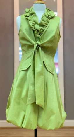 $49 Size Medium ruffled dress