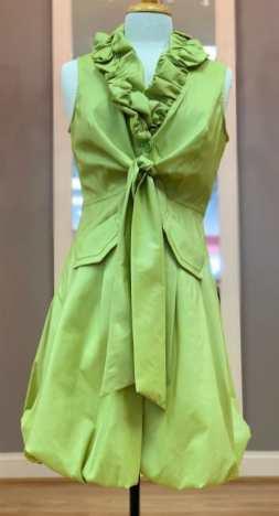 $49 Size Medium ruffled dress