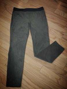$11 size 10 INC brushed olive pants