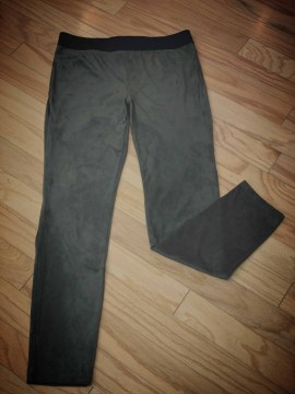 $11 size 10 INC brushed olive pants