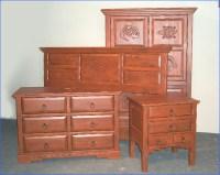Mimbres, Custom Southwest Bedroom Set