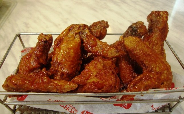 BonChon-Style Soy Garlic Wings Recipe
