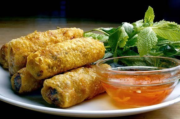 Vietnamese Fried Spring Rolls Recipe