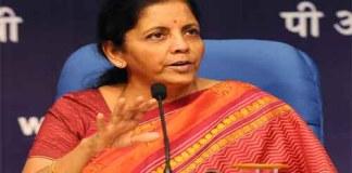 FM Nirmala Seetharaman